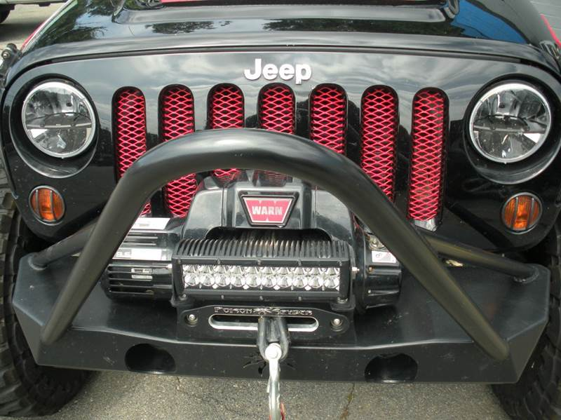2012 Jeep Wrangler Unlimited 4x4 Rubicon 4dr SUV - Boone NC