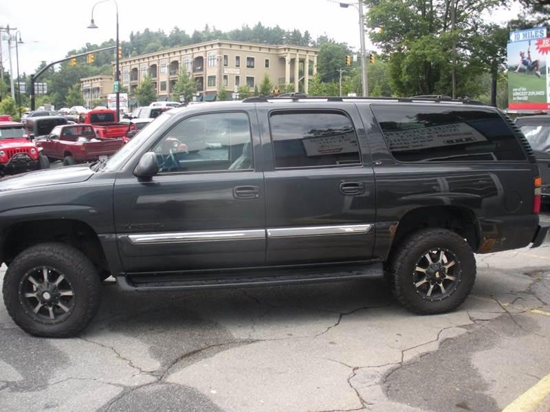 2004 GMC Yukon XL 1500 SLT 4WD 4dr SUV - Boone NC