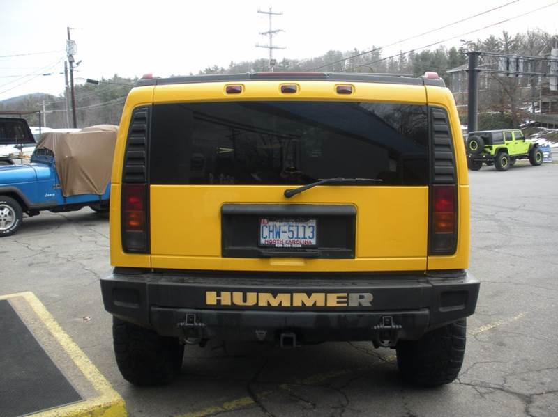 2003 HUMMER H2 4dr Lux Series 4WD SUV - Boone NC