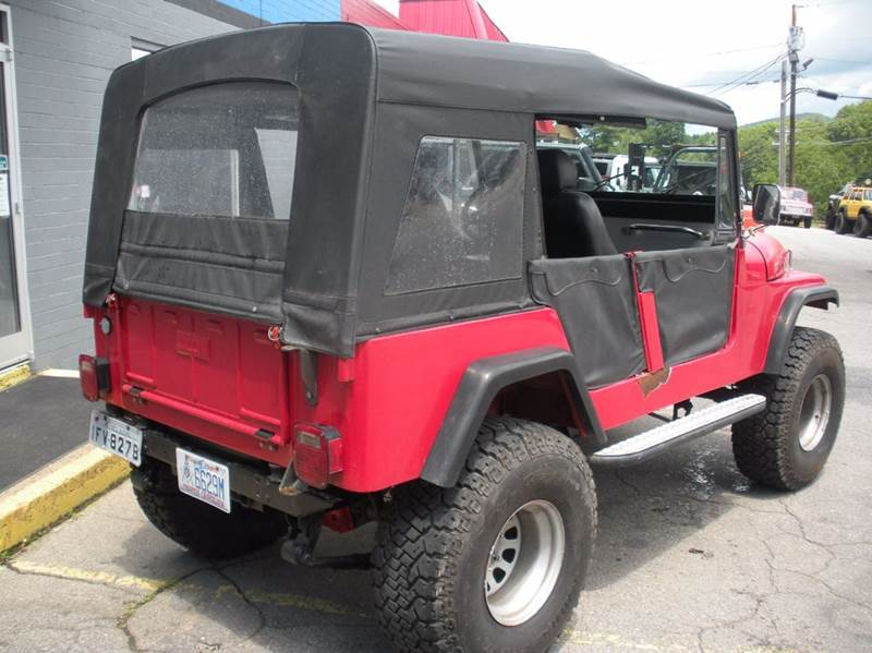 1962 Willys Jeep  - Boone NC