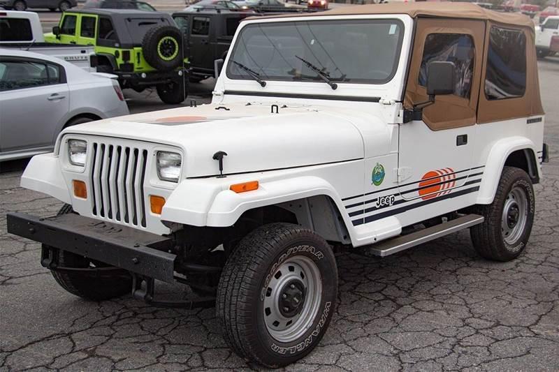1989 Jeep Wrangler For Sale Carsforsale Com