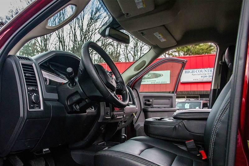 2017 RAM Ram Pickup 2500 4x4 Tradesman 4dr Crew Cab 6.3 ft. SB Pickup - Boone NC