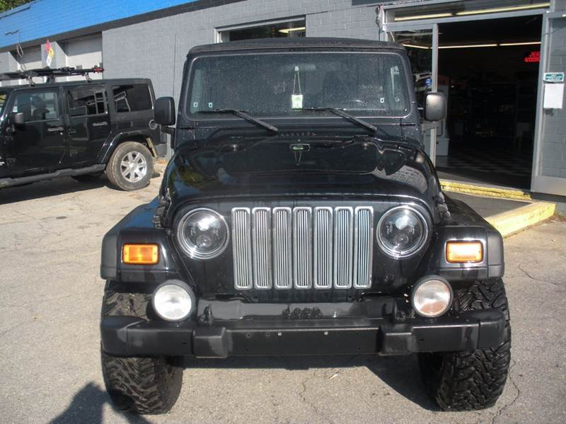 2006 Jeep Wrangler Unlimited 2dr SUV 4WD - Boone NC