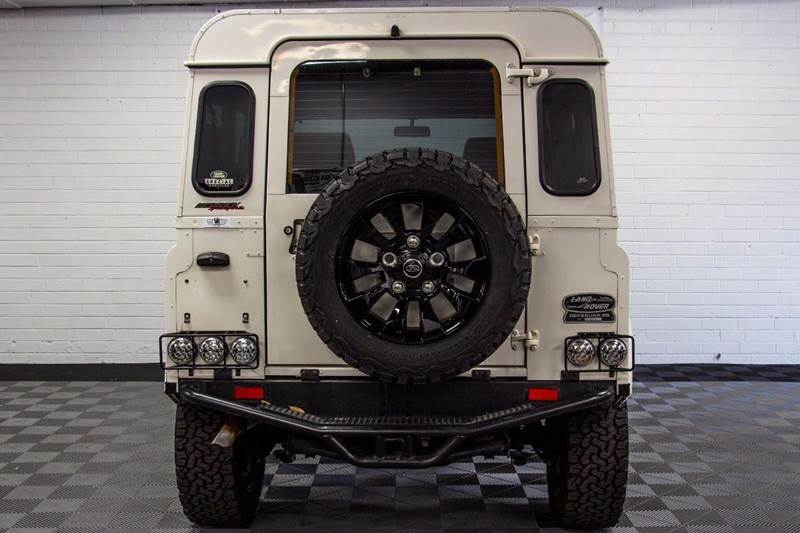 1997 Land Rover Defender 2dr 90 4WD SUV - Boone NC