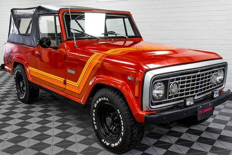 1972 Jeep Commander