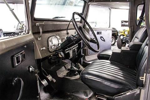 1971 Toyota FJ Cruiser