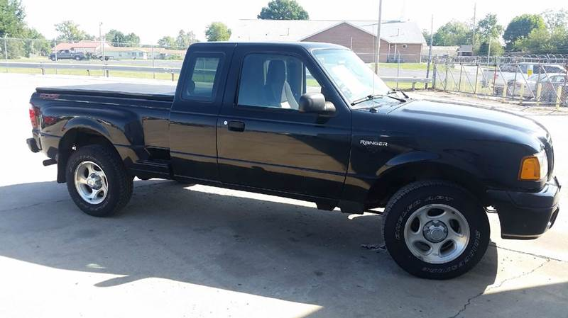 2004 ford ranger edge 2dr supercab rwd sb in saint charles mo ace motors. Black Bedroom Furniture Sets. Home Design Ideas