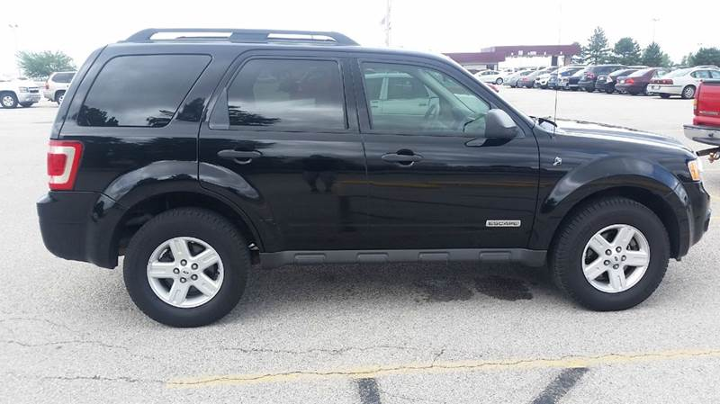 2008 ford escape hybrid base awd 4dr suv in saint charles. Black Bedroom Furniture Sets. Home Design Ideas
