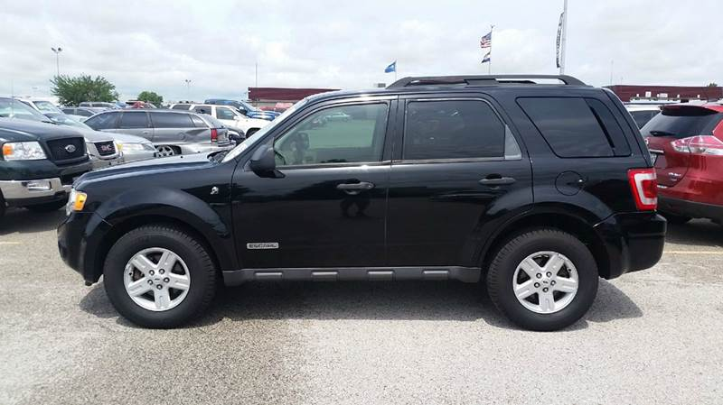 2008 Ford Escape Hybrid Base Awd 4dr Suv In Saint Charles Mo Ace Motors