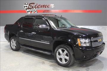 2012 Chevrolet Avalanche for sale in Fremont, NE