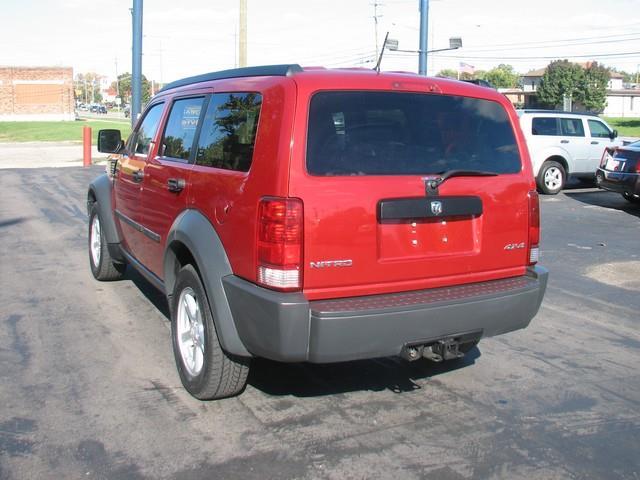 2007 Dodge Nitro 4WD SXT 4dr SUV - Warren MI
