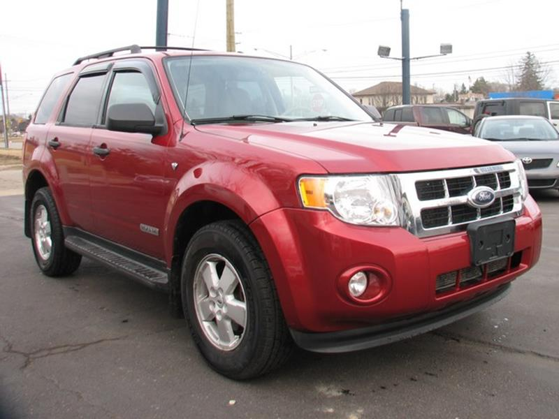 2008 Ford Escape AWD XLT 4dr SUV V6 - Warren MI
