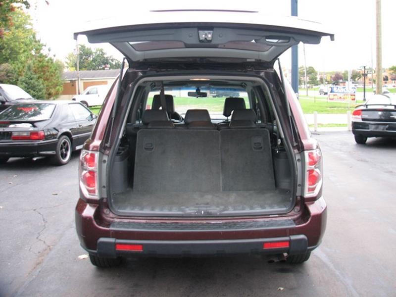 2008 Honda Pilot 4x4 EX-L 4dr SUV - Warren MI