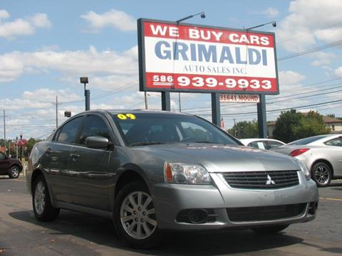 2009 Mitsubishi Galant for sale in Warren, MI
