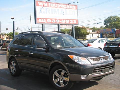 2009 Hyundai Veracruz for sale in Warren, MI