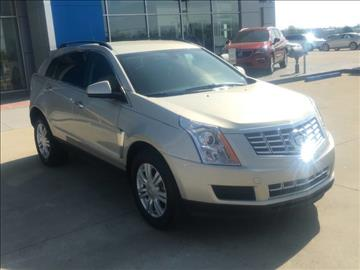 2015 Cadillac SRX for sale in Leitchfield, KY