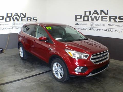 2017 Ford Escape for sale in Leitchfield, KY