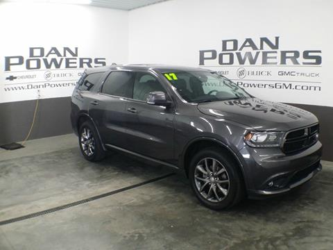 2017 Dodge Durango for sale in Leitchfield, KY