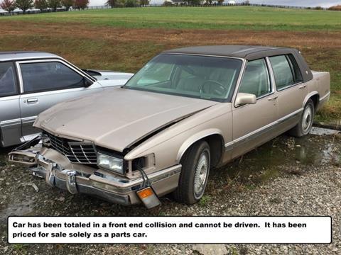 1993 Cadillac DeVille For Sale - Carsforsale.com®