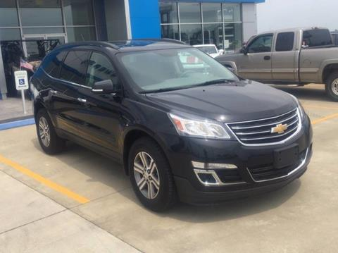 2015 Chevrolet Traverse for sale in Leitchfield, KY