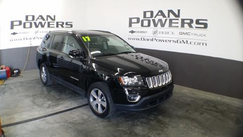 2017 Jeep Compass for sale in Leitchfield, KY