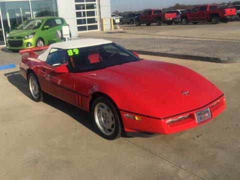1989 Chevrolet Corvette for sale in Leitchfield, KY