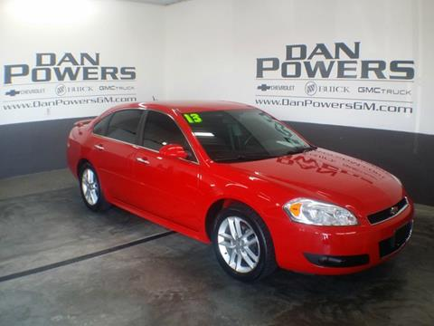 2013 Chevrolet Impala for sale in Leitchfield, KY