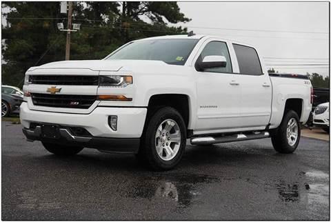 2018 Chevrolet Silverado 1500 for sale in Ahoskie, NC