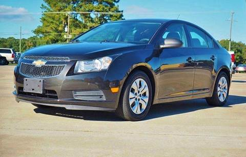 2013 Chevrolet Cruze for sale in Ahoskie, NC