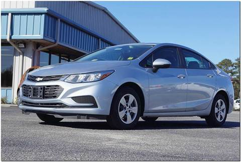 2017 Chevrolet Cruze for sale in Ahoskie, NC