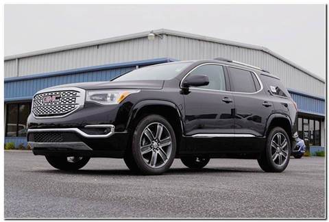 2017 GMC Acadia for sale in Ahoskie, NC