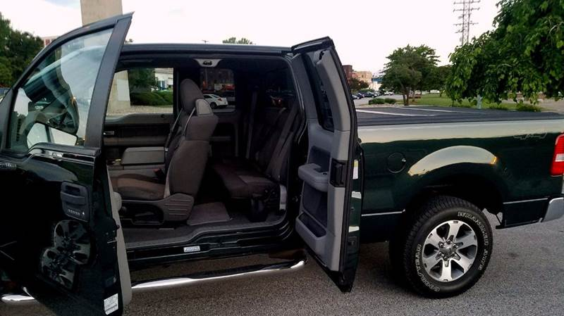 2006 Ford F-150 XLT 4dr SuperCab 4WD Styleside 6.5 ft. SB - Quincy IL