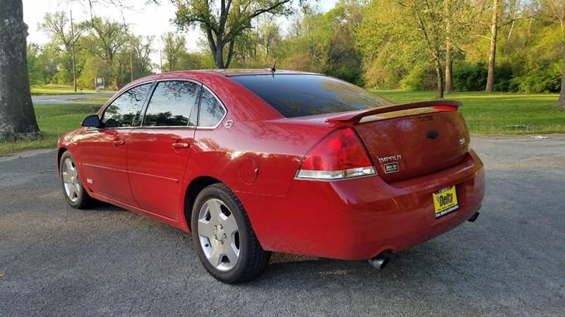 2007 Chevrolet Impala SS 4dr Sedan - Quincy IL