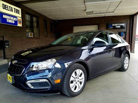 2015 Chevrolet Cruze for sale in Quincy, IL