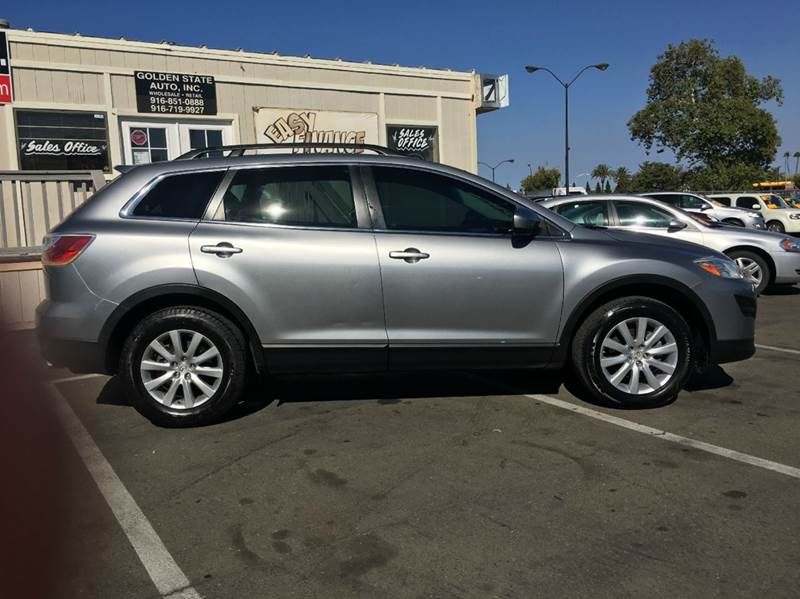 2010 mazda cx 9 sport 3rd row seat great deal in rancho cordova ca golden state auto inc. Black Bedroom Furniture Sets. Home Design Ideas