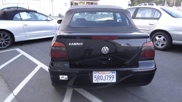 1999 Volkswagen Cabrio