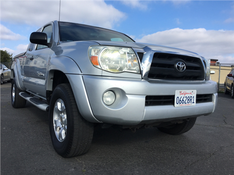 2005 Toyota Tacoma for sale in Rancho Cordova, CA