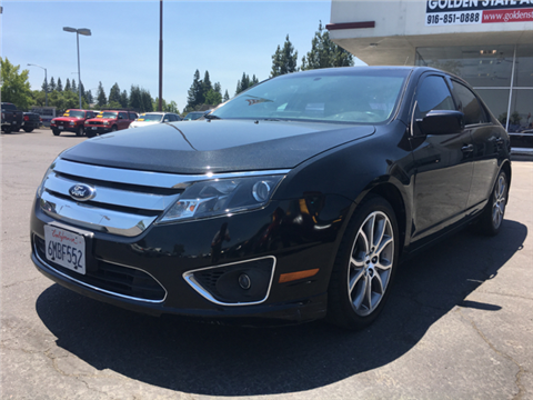 Ford Used Cars financing For Sale Rancho Cordova Golden State Auto
