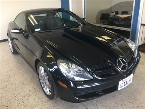 2008 Mercedes-Benz SLK for sale in Rancho Cordova, CA