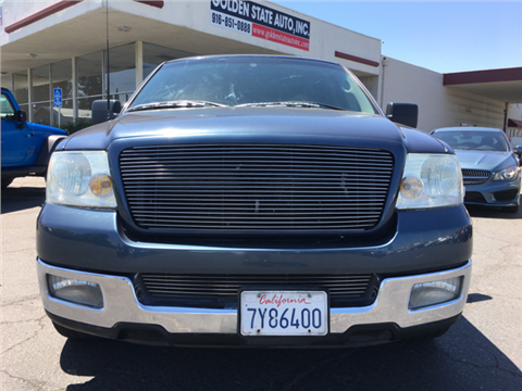 2005 Ford F-150 2005 Ford F-150 ... & Ford Used Cars financing For Sale Rancho Cordova Golden State Auto ... markmcfarlin.com