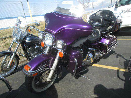 2001 Harley-Davidson Ultra Classic Electra Glide