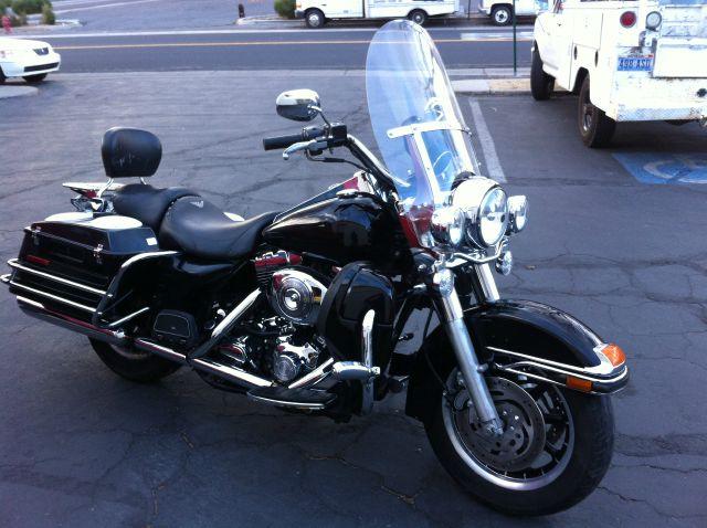 2005 Harley-Davidson Road King Police special