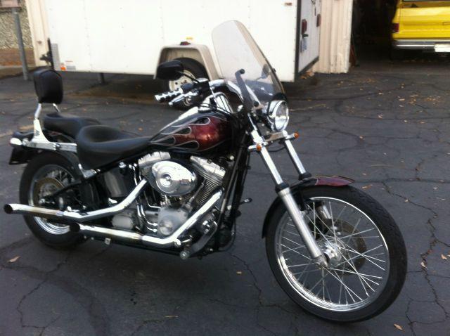 2001 Harley-Davidson FXST