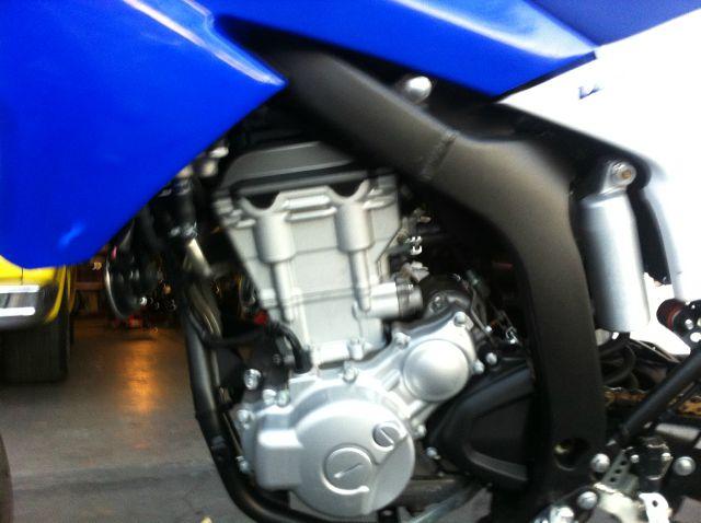 2008 Yamaha WR250X