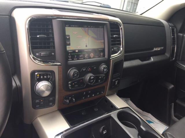 2014 RAM Ram Pickup 1500 Laramie 4x4 4dr Crew Cab 5.5 ft. SB Pickup - West Islip NY