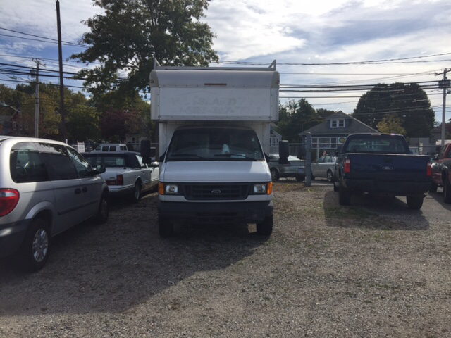 2005 Ford E-Series Chassis E-350 SD DRW Cutaway Chassis - West Islip NY