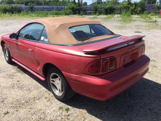 1998 Ford Mustang Base 2dr Convertible - West Islip NY