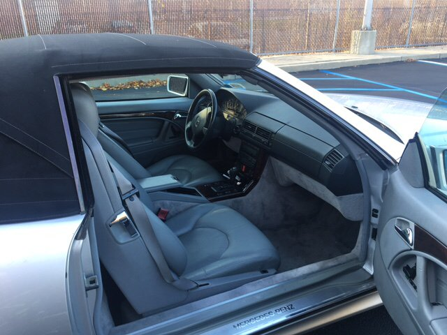 1998 Mercedes-Benz SL-Class SL500 SL1 Sport 2dr Convertible - West Islip NY