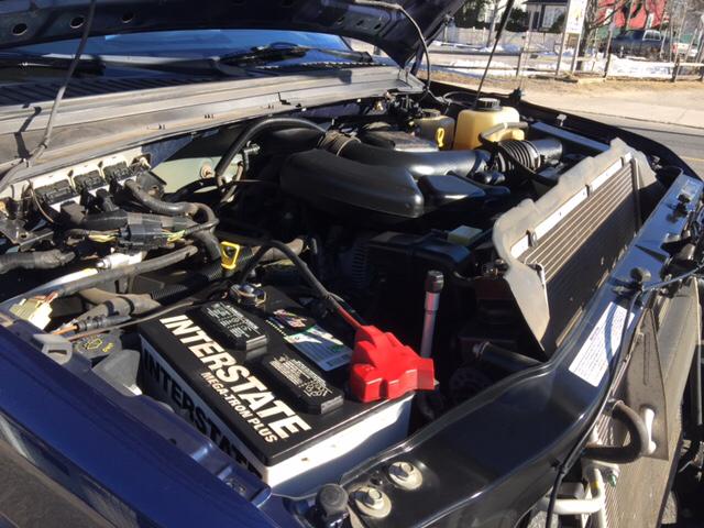 2008 Ford F-250 Super Duty XL 4dr Crew Cab 4WD LB - West Islip NY