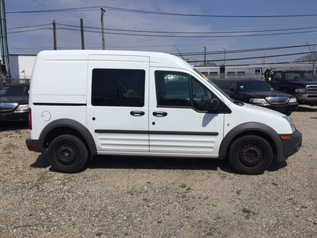 2012 Ford Transit Connect Cargo Van XL 4dr Mini w/Side and Rear Glass - West Islip NY